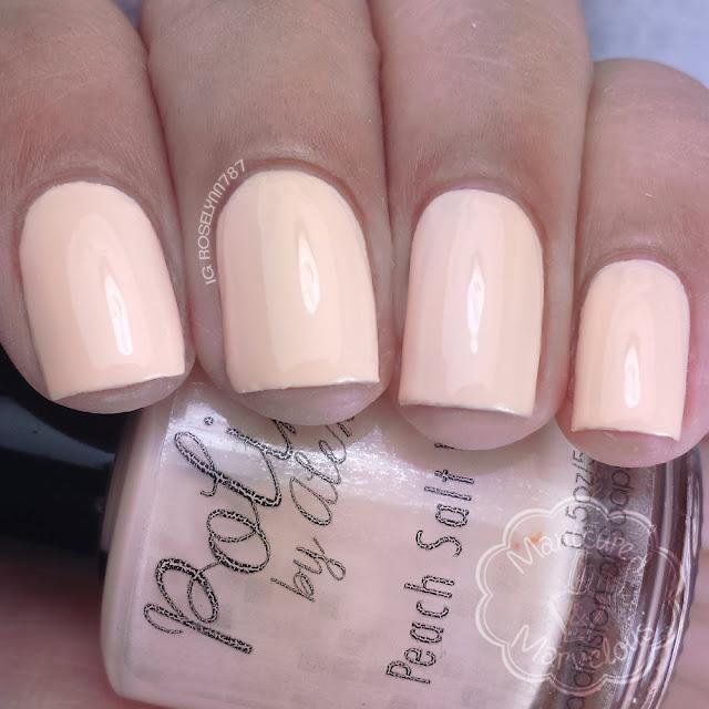 Polished By Alexandra - Peach Salt Water Taffy