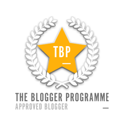 Did you know I'm a TBP approved blogger?