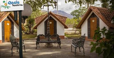 Hosterías turísticas en Ecuador - Oasis Hostería