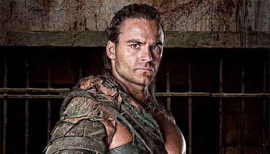 Spartacus: Vengeance en la Comic-Con 2011