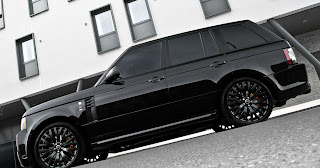 Range Rover Westminster Black Label Edition by A. Kahn Design