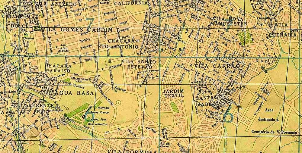 Vila Santa Isabel, Zona Leste de São Paulo, bairros de São Paulo, história de São Paulo, Vila Formosa, linhas de ônibus de São Paulo, Tatuapé, Aricanduva, Vila Matilde