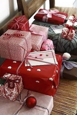 Emballer vos  cadeau de manière originale