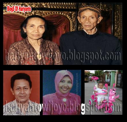 Anggota Keluarga Besar Martosendjojo Yang Telah Pergi Memenuhi Panggilan Sang Khaliq