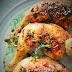 Obiad noworoczny - coś z kurczaka i indyka
