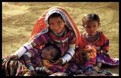 Gitanos na India