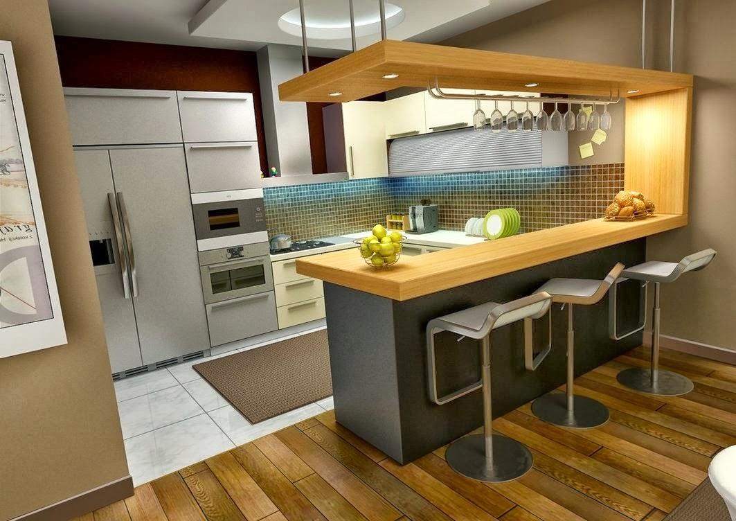 Memilih kitchen set minimalis untuk ruangan kecil jual for Kitchen set yang baik
