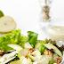 Aprenda uma receita nutritiva e de baixa caloria: Salada de Peras e Nozes