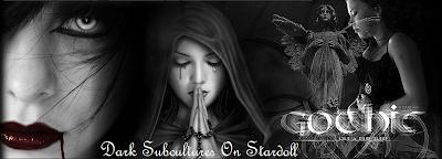 Dark Subcultures on Stardoll