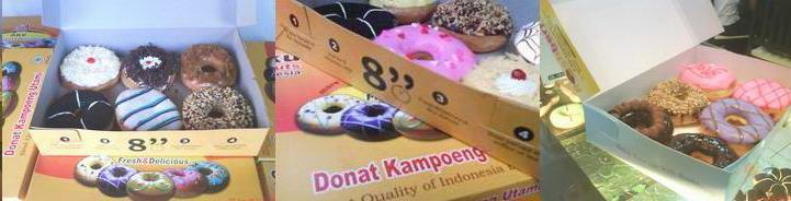 Rosidah W. Utami  - Jombang - Ahli Resep Donut Premium Indonesia - Pakar Premix Donut Premium - DKU