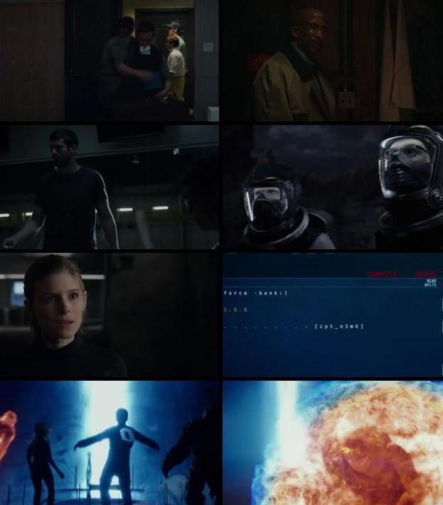 Fantastic Four 2015 480p BRRip