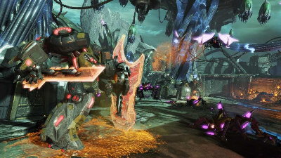 Transformers: Fall of Cybertron Download3