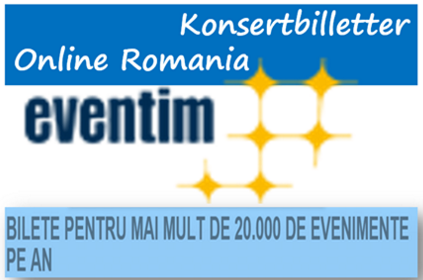 BILLETTER ONLINE TIL SHOW KONSERTER EVENTS