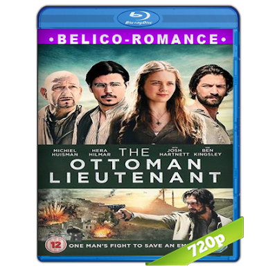 Entre La Guerra Y El Amor (2017) BRRip 720p Audio Trial Latino-Castellano-Ingles 5.1
