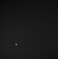 Earth and Moon from Mercury