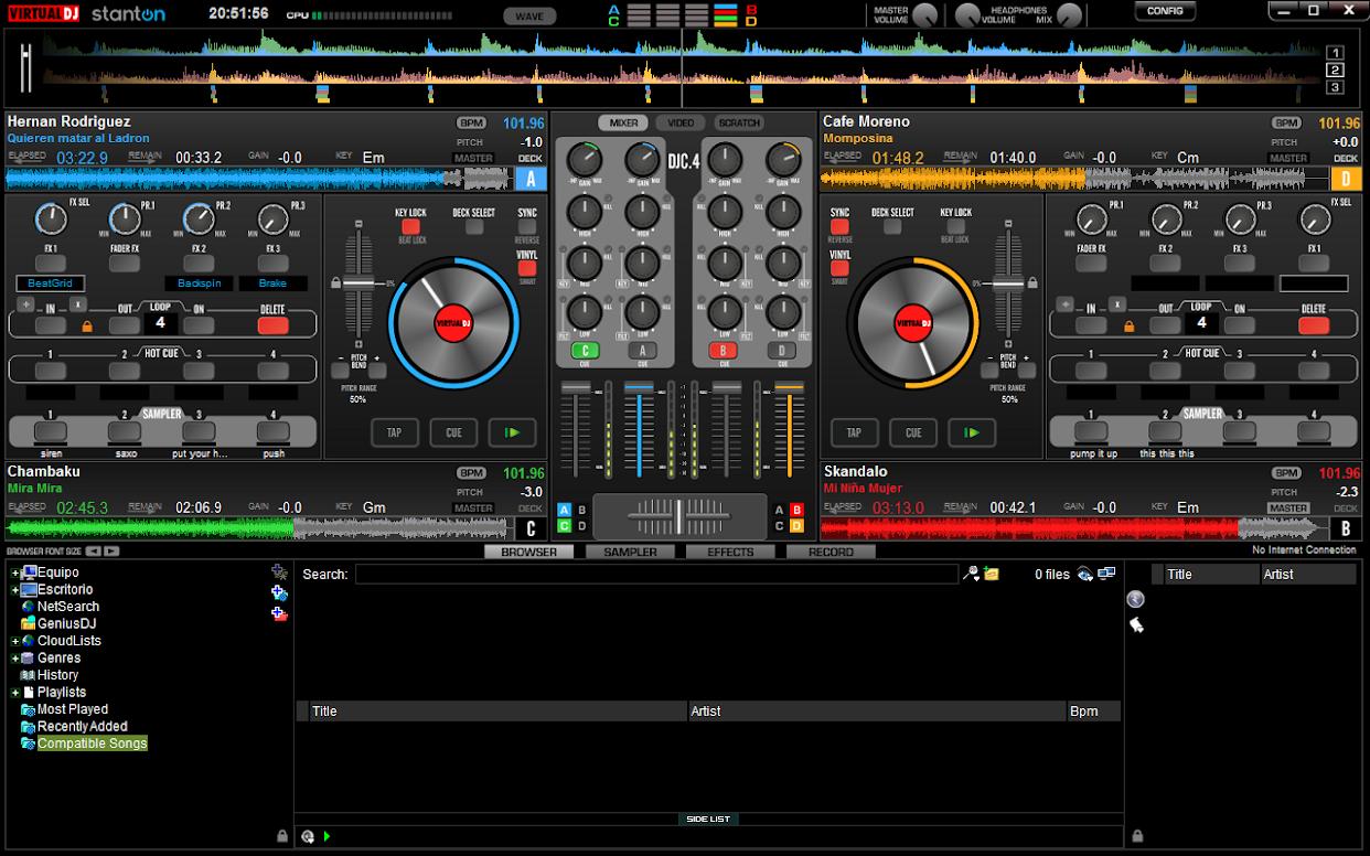 serato skin for virtual dj 2013 free download