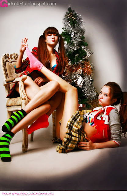 3 JOY TO THE WORLD-very cute asian girl-girlcute4u.blogspot.com