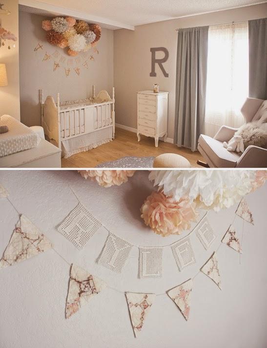 Lindos dormitorios para beb ni a dormitorios colores y - Dormitorio de bebe ...