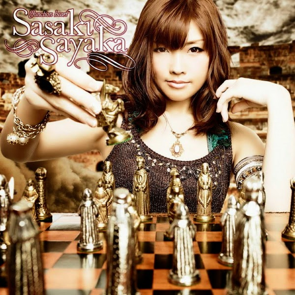 [Single] Sayaka Sasaki - Junction heart [2014.04.23] Yzj6
