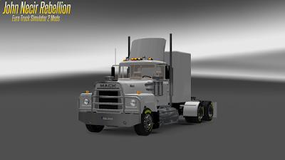 MackRS700L Mod ETS2