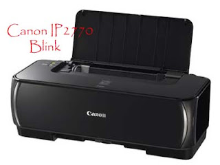 Mengatasi canon ip2770 blink