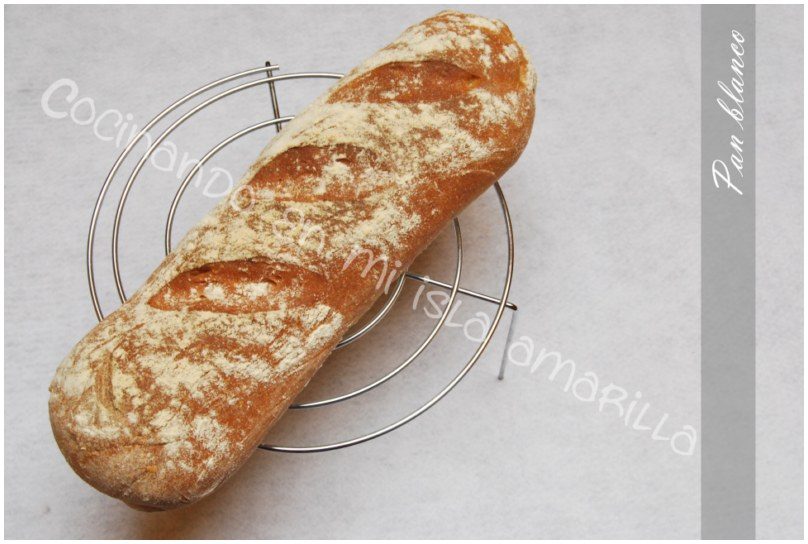 pan blanco pan básico