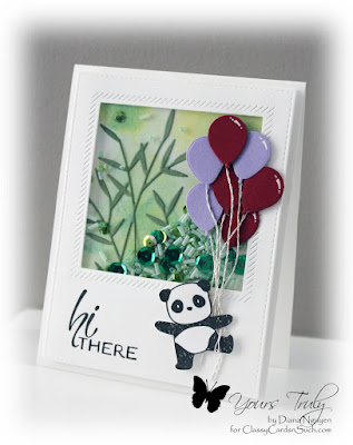 Diana Nguyen, Memory box, Verve, mama elephant, panda, bamboo, balloon