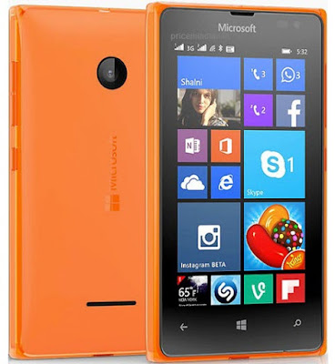 Microsoft Lumia 532 Dual SIM complete specs and features