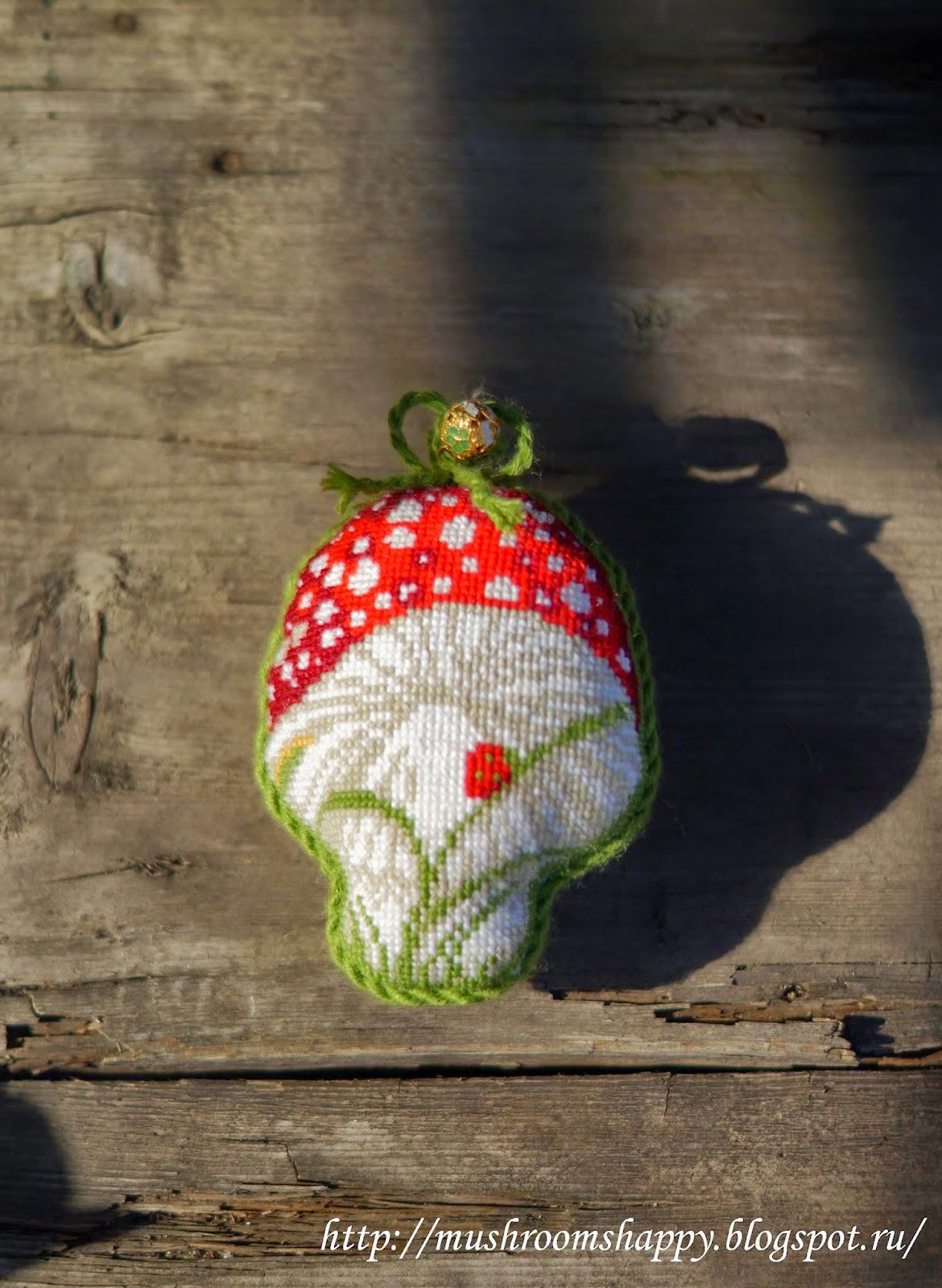 fairy-mushroom, amanita, toadstool