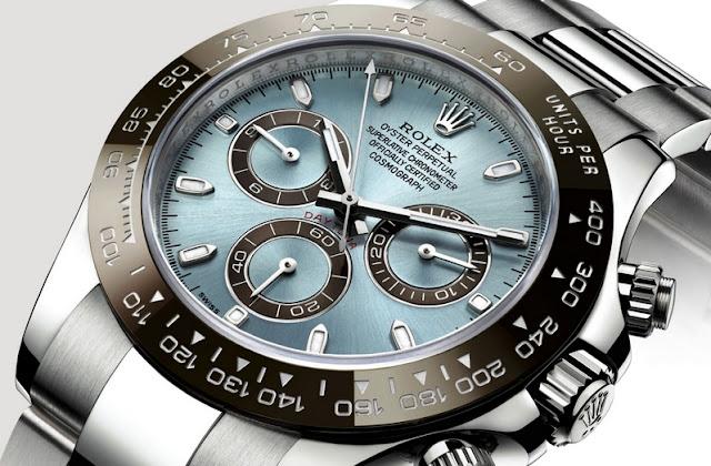 Phân biệt đồng hồ rolex chính hãng