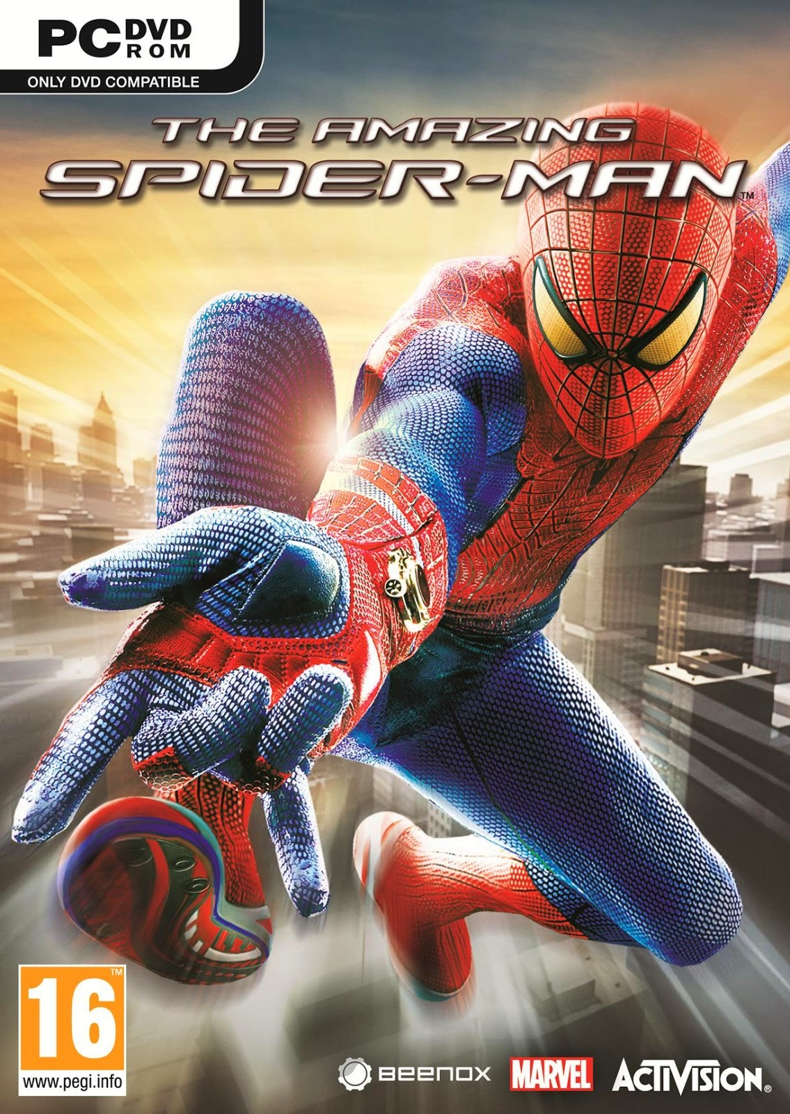 the amazing spider man free download for pc pace12 free