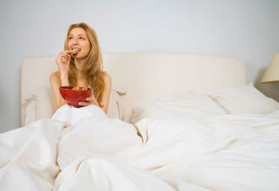 Bahaya Langsung Tidur Setelah Makan