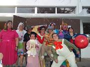 el Jardin Infantil Piolin celebró junto a los niños . fotos jpiolin