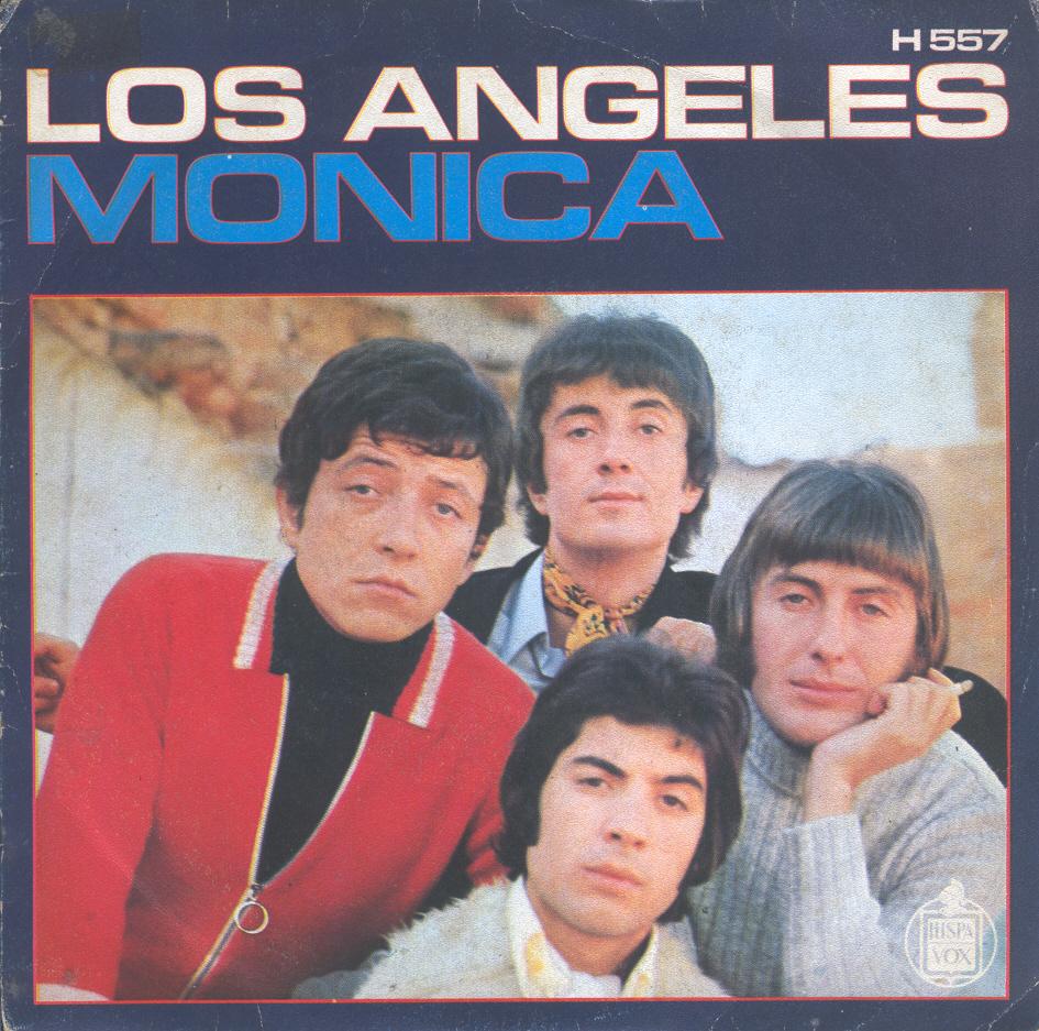 Los Angeles - Mónica