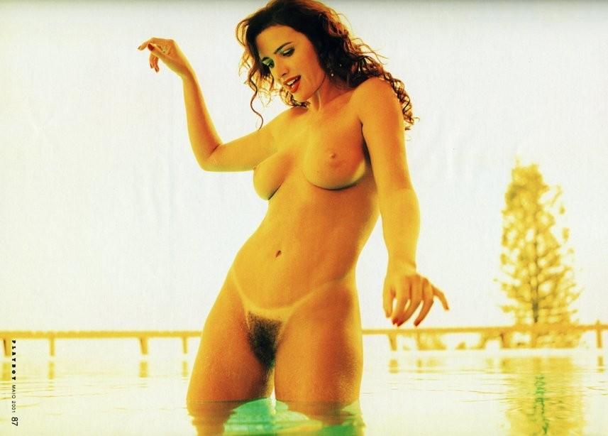 Revista Playboy Luma De Oliveira Garota Da