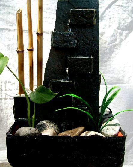 El mundo en femenino fuentes 39 feng shui 39 - Donde colocar fuentes de agua segun feng shui ...