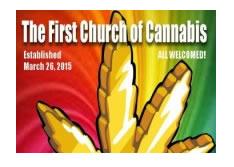 Primera Iglesia del Cannabis libre de impuesto