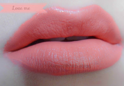 Sleek Lip 4 Pallet In Siren Love Me