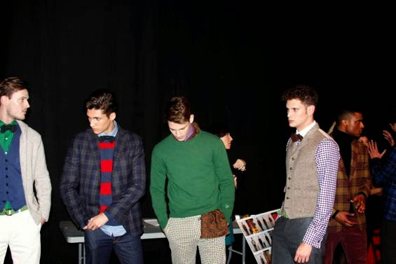 Desfile Cremieux Mfshow men Otoño Invierno 2015 2016 Esencia Trendy Asesora de Imagen Personal Shopper Luxe runway modelo Spain event