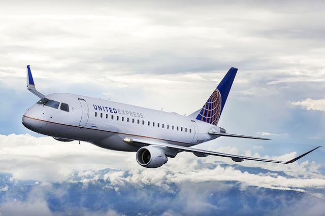 É MAIS QUE VOAR | SkyWest encomenda 18 jatos E175 para voar pela United Express