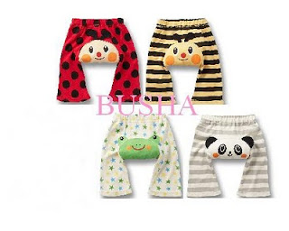 BUSHA PP PANTS 4 DESIGN