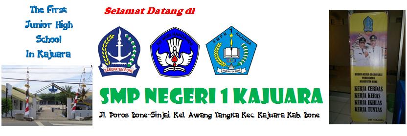 SMP Negeri 1 Kajuara Kab. Bone