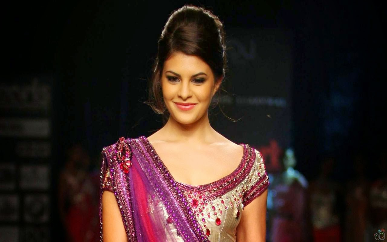 Kick Movie Actress Jacqueline Fernandez Hot HD Wallpapers