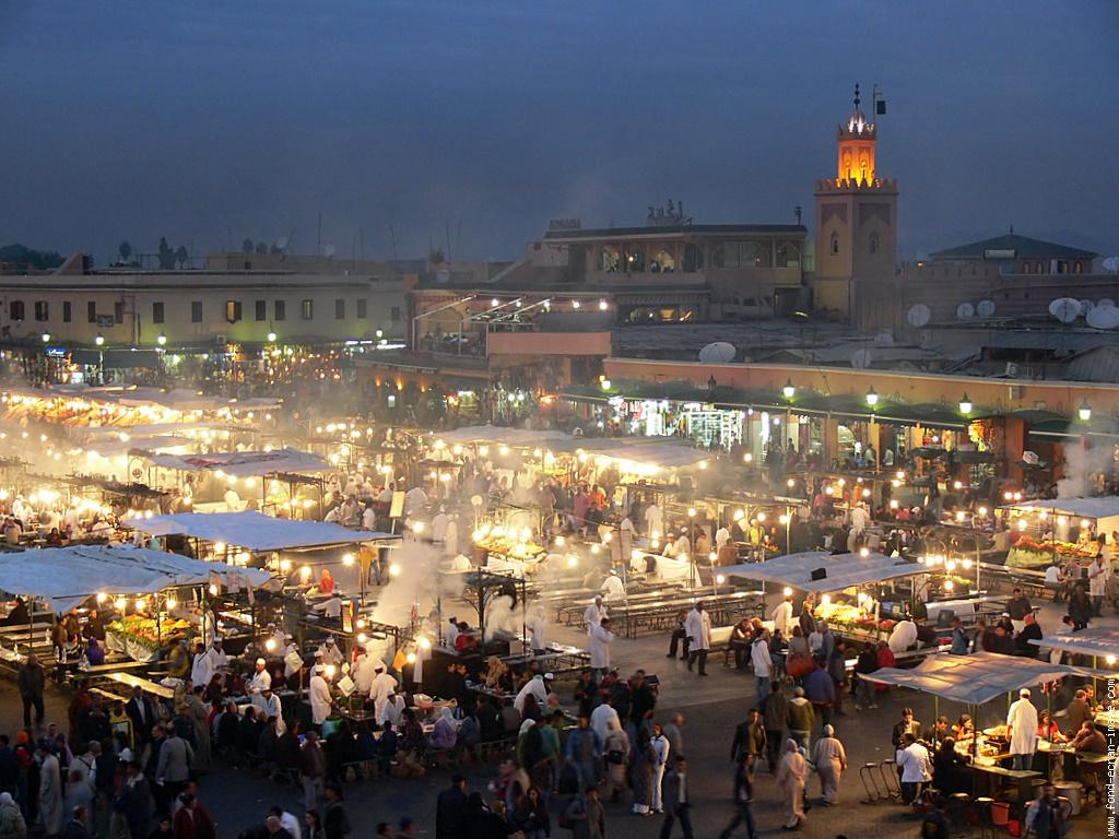 Marrakech Morocco  City new picture : MOROCCO: Marrakech |Holiday and Travel Europe
