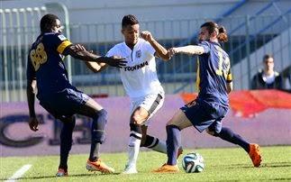 Με 2-1 επιβλήθηκε ο Αστέρας Τρίπολης επί του ΠΑΟΚ