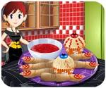 game nấu ăn - món ăn kinh dị