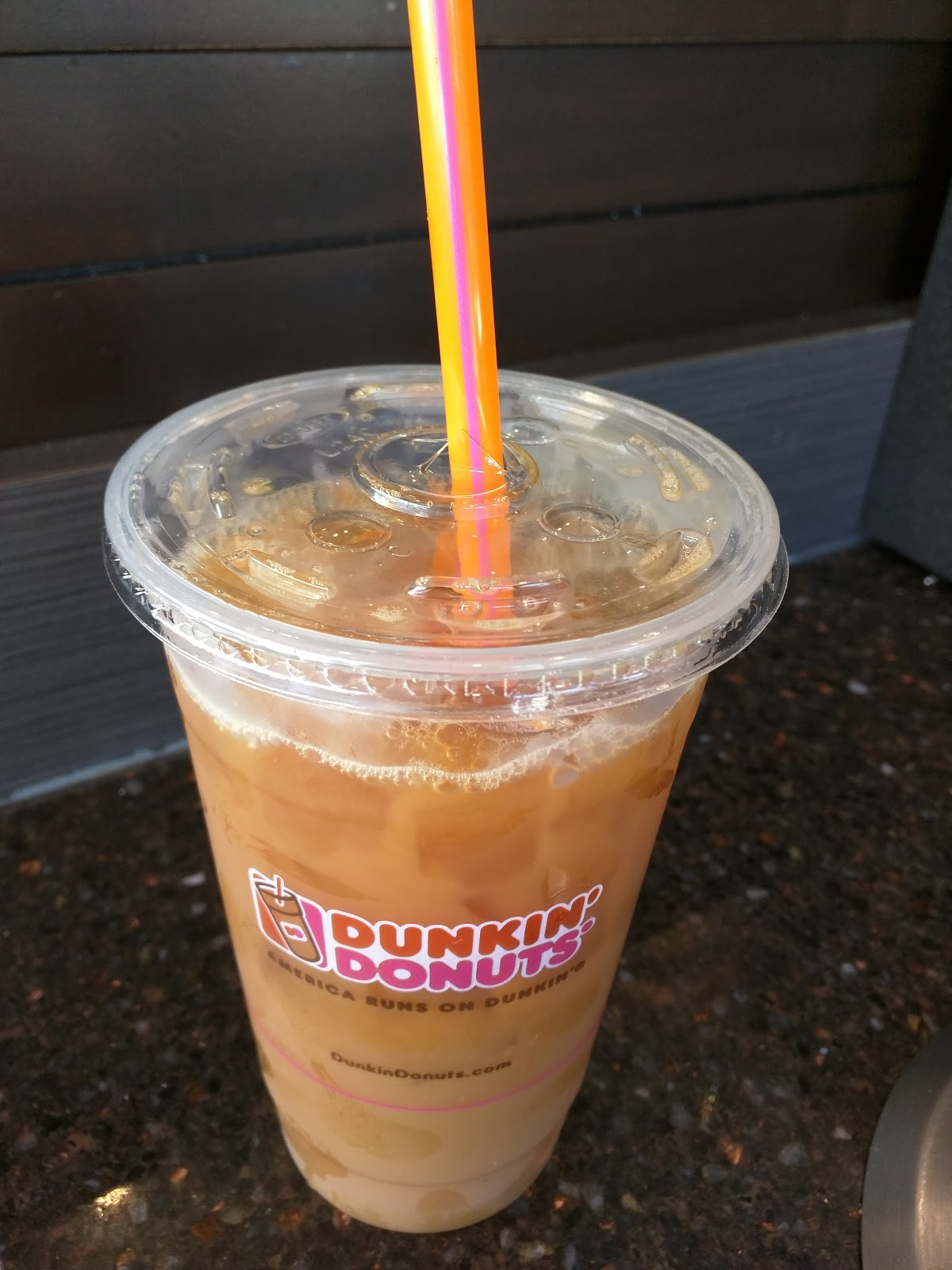 Dunkin' Donuts - The Drinks | Julie's Dining Club