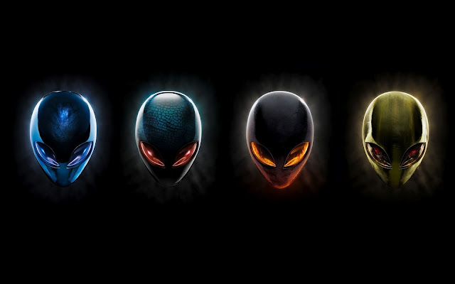 Alienware Hi-Tech Desktop HD Wallpapers