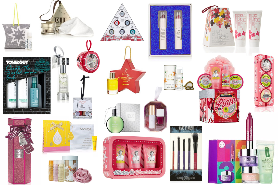 Beauty Stocking Filler Gift Guide