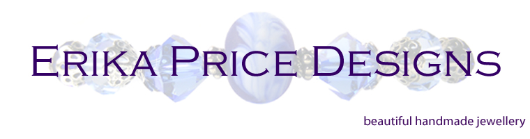 Erika Price - Handcrafted Silver Jewellery, Vintage Style Jewellery, Photo Blog, and more!